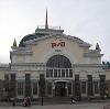 Железнодорожные вокзалы в Волгодонске