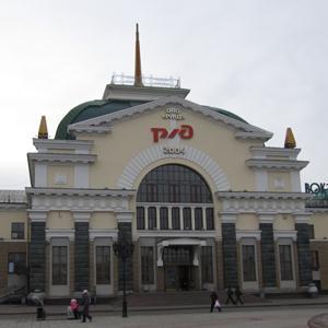 Железнодорожные вокзалы Волгодонска